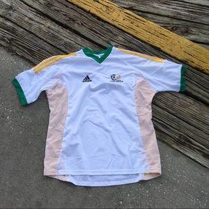 Adidas South African Futbol soccer jersey/shirt
